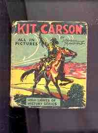 Image for KIT CARSON IN PICTURES