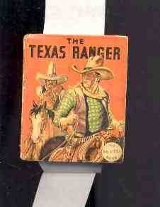 Image for TEXAS RANGER ON THE TRAIL OF DOG TOWN RUSTLERS