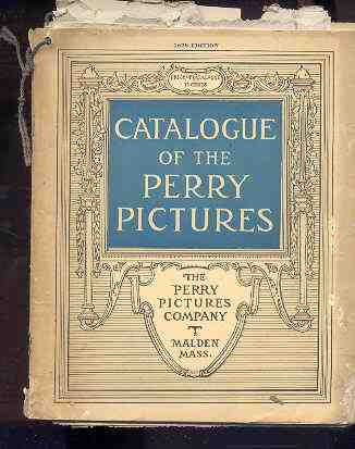 Image for CATALOGUE OF THE PERRY PICTURES