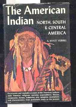 Image for THE AMERICAN INDIAN NORTH, SOUTH & CENTRAL AMERICA