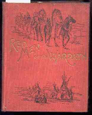 Image for RED MEN ON THE WARPATH