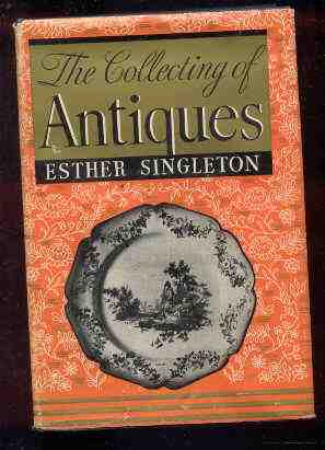 Image for THE COLLECTING OF ANTIQUES