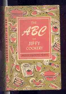 Image for THE ABC OF JIFFY COOKERY