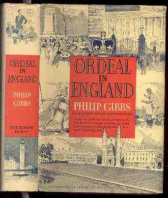 Image for ORDEAL IN ENGLAND