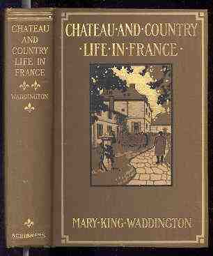 Image for CHATEAU AND COUNTRY LIFE IN FRANCE.