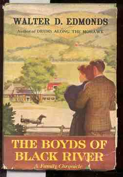 Image for THE BOYDS OF BLACK RIVER (A FAMILY CHRONICLE)
