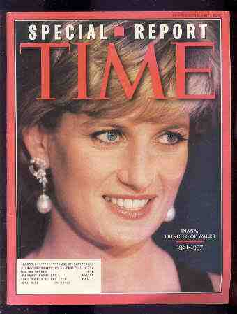 Image for TIME - SPECIAL REPORT: DIANA, PRINCESS OF WALES, 1961-1997 (SEPTEMBER 8, 1997 ) VOL. 150, NO. 10