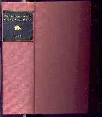 Image for THOROUGHBRED SIRES AND DAMS 1956