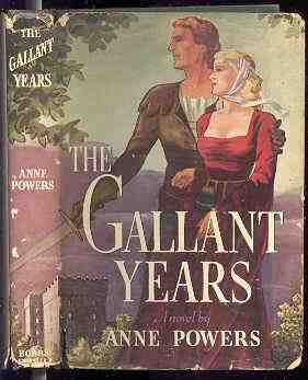 Image for THE GALLANT YEARS