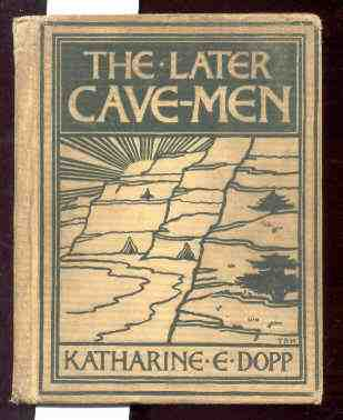 Image for THE LATER CAVE-MEN