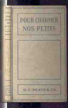 Image for POUR CHARMER NOS PETITS
