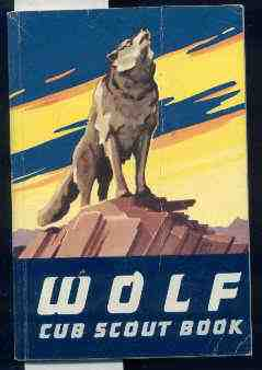 Image for WOLF CUB SCOUT BOOK