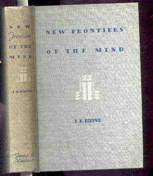 Image for NEW FRONTIERS OF THE MIND: THE STORY OF THE DUKE EXPERIMENTS