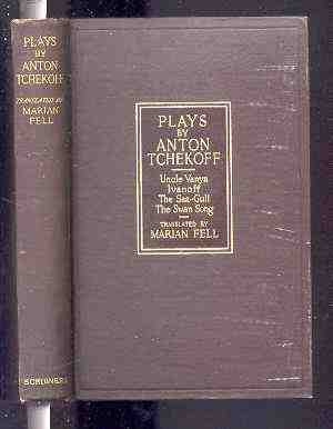Image for PLAYS BY ANTON TCHEKOFF