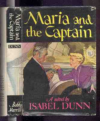 Image for MARIA AND THE CAPTAIN