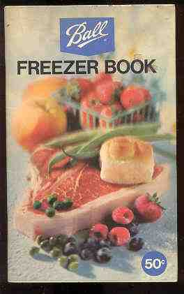 Image for BALL FREEZER BOOK