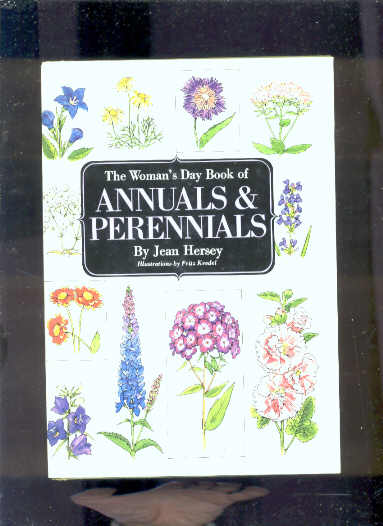 Image for ANNUALS AND PERENNIALS